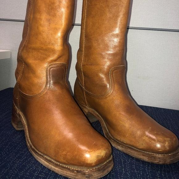 2a2d723083832 Vintage Frye Men Boots Model 2563 Size 11.5